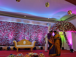 hindu wedding decoration