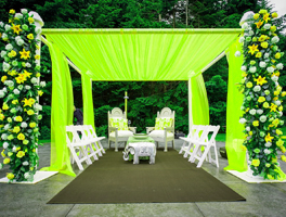 wedding decoration in Puducherry